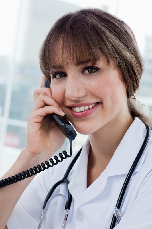 Contact DoctorConnect