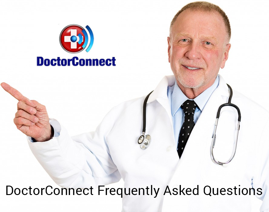 doctorconnect faq
