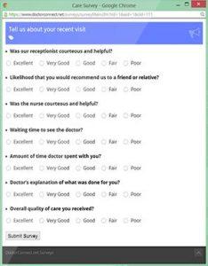 online reputation management survey