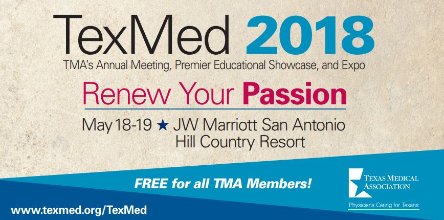 DoctorConnect will be at TexMed 2018
