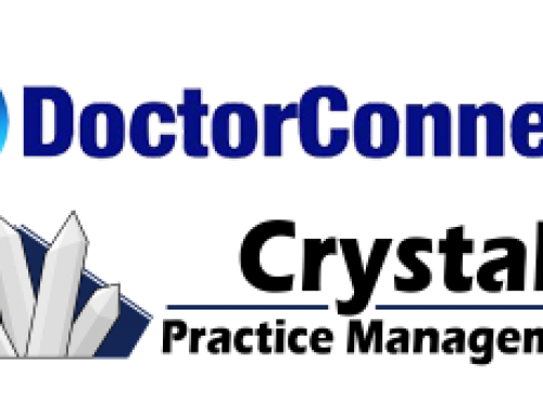 DoctorConnect.net teams up with Crystal Practice Management/EMR