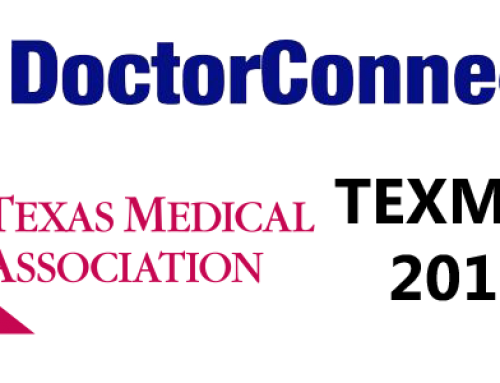 DoctorConnect.net will be at TexMed 2019!